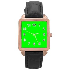 Cool Green Rose Gold Watches by Costasonlineshop