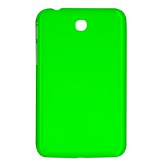 Cool Green Samsung Galaxy Tab 3 (7 ) P3200 Hardshell Case  by Costasonlineshop