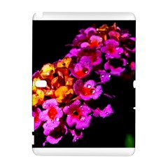 Lantanas Samsung Galaxy Note 10 1 (p600) Hardshell Case by timelessartoncanvas