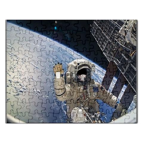 Astro  Puzzle By Pamela Sue Goforth   Jigsaw Puzzle (rectangular)   C2y4scm3j7rj   Www Artscow Com Front
