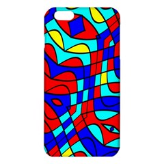 Colorful bent shapes			iPhone 6 Plus/6S Plus TPU Case by LalyLauraFLM