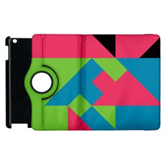 Angles			apple Ipad 2 Flip 360 Case by LalyLauraFLM