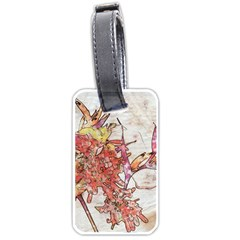 Art Studio 17216 Luggage Tags (one Side)  by MoreColorsinLife