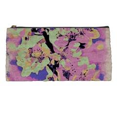 Floral Art Studio 12216 Pencil Cases by MoreColorsinLife
