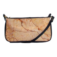 Stone Floor Marble Shoulder Clutch Bags by essentialimage