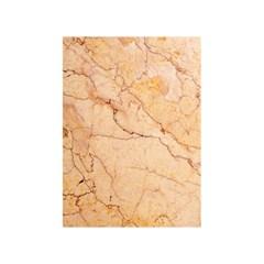 Stone Floor Marble Shower Curtain 48  X 72  (small)  by essentialimage