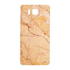 Stone Floor Marble Samsung Galaxy Alpha Hardshell Back Case by essentialimage