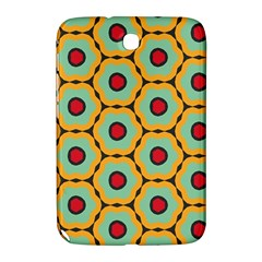 Floral patternSamsung Galaxy Note 8.0 N5100 Hardshell Case by LalyLauraFLM