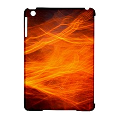 Orange Wonder Apple iPad Mini Hardshell Case (Compatible with Smart Cover) by timelessartoncanvas