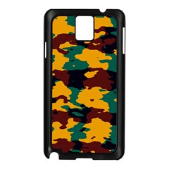 Camo Texture			samsung Galaxy Note 3 N9005 Case (black) by LalyLauraFLM