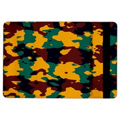 Camo Texture			apple Ipad Air 2 Flip Case by LalyLauraFLM