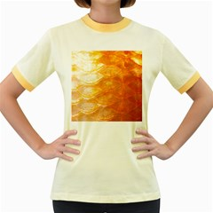 Mixed Sacles By Sandi Women s Fitted Ringer T-Shirts by RakeClag