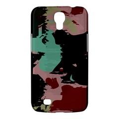 Retro Colors Texture samsung Galaxy Mega 6 3  I9200 Hardshell Case by LalyLauraFLM