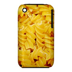Fusilli By Sandi Apple iPhone 3G/3GS Hardshell Case (PC+Silicone) by RakeClag