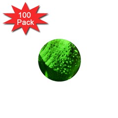 Green And Powerful 1  Mini Magnets (100 Pack)  by timelessartoncanvas