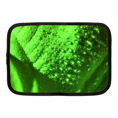 Green And Powerful Netbook Case (Medium)  by timelessartoncanvas