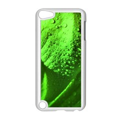 Green And Powerful Apple Ipod Touch 5 Case (white) by timelessartoncanvas