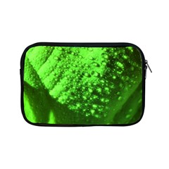 Green And Powerful Apple iPad Mini Zipper Cases by timelessartoncanvas