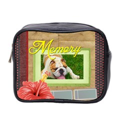 Pet By M Jan   Mini Toiletries Bag (two Sides)   Dj0lm6nlfhw6   Www Artscow Com Front
