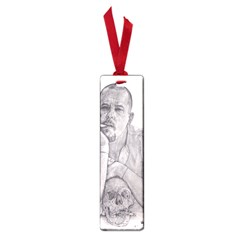 Alexander Mcqueen Pencil Drawing Small Book Marks by KentChua