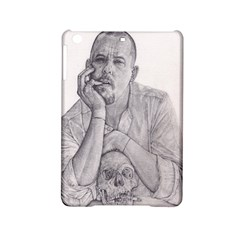 Alexander Mcqueen Pencil Drawing Ipad Mini 2 Hardshell Cases by KentChua