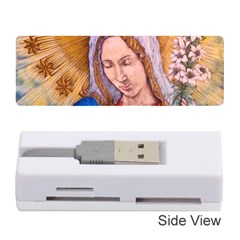Immaculate Heart Of Virgin Mary Drawing Memory Card Reader (stick)  by KentChua