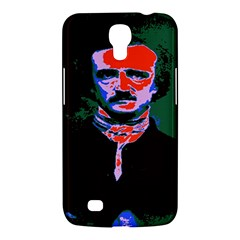 Edgar Allan Poe Pop Art  Samsung Galaxy Mega 6 3  I9200 Hardshell Case by icarusismartdesigns