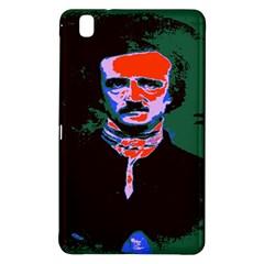 Edgar Allan Poe Pop Art  Samsung Galaxy Tab Pro 8 4 Hardshell Case by icarusismartdesigns