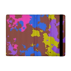 Retro Texture			apple Ipad Mini 2 Flip Case by LalyLauraFLM