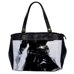 Assassins Creed Black Flag Tshirt Office Handbags by iankingart