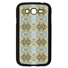 Beautiful White Yellow Rose Pattern Samsung Galaxy Grand Duos I9082 Case (black) by Costasonlineshop