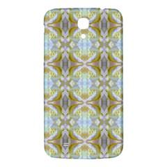 Beautiful White Yellow Rose Pattern Samsung Galaxy Mega I9200 Hardshell Back Case by Costasonlineshop