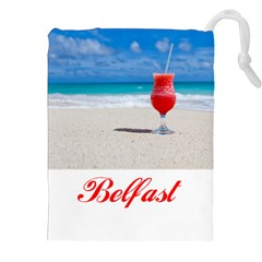 5000x5000 Belfast Shortened Drawstring Pouches (XXL) by RakeClag