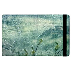 Nature Photo Collage Apple Ipad 3/4 Flip Case by dflcprints