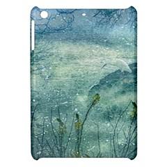 Nature Photo Collage Apple Ipad Mini Hardshell Case by dflcprints