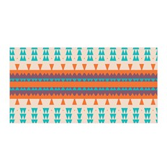Etnic Design Satin Wrap by LalyLauraFLM