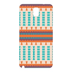 Etnic Design samsung Galaxy Note 3 N9005 Hardshell Back Case by LalyLauraFLM