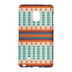 Etnic Design samsung Galaxy Note Edge Hardshell Case by LalyLauraFLM