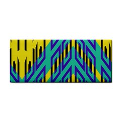 Tribal Angles 			hand Towel by LalyLauraFLM