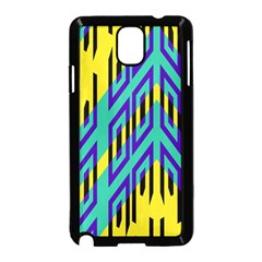 Tribal Angles 			samsung Galaxy Note 3 Neo Hardshell Case (black) by LalyLauraFLM