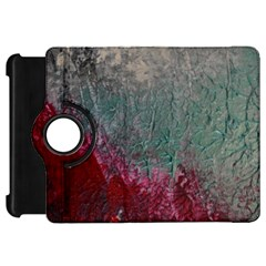 Metallic Abstract 1 Kindle Fire Hd Flip 360 Case by timelessartoncanvas