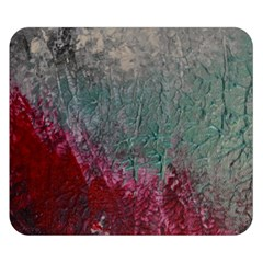 Metallic Abstract 1 Double Sided Flano Blanket (small)  by timelessartoncanvas
