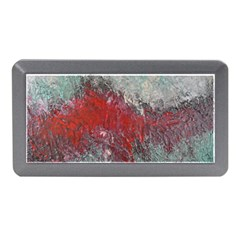 Metallic Abstract 2 Memory Card Reader (mini) by timelessartoncanvas