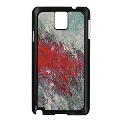 Metallic Abstract 2 Samsung Galaxy Note 3 N9005 Case (black) by timelessartoncanvas