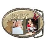 baby - Belt Buckle