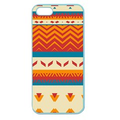 Tribal Shapes  			apple Seamless Iphone 5 Case (color) by LalyLauraFLM
