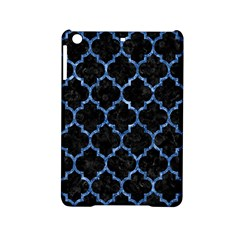 Tile1 Black Marble & Blue Marble (r) Apple Ipad Mini 2 Hardshell Case by trendistuff