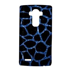 SKN1 BK-BL MARBLE LG G4 Hardshell Case by trendistuff