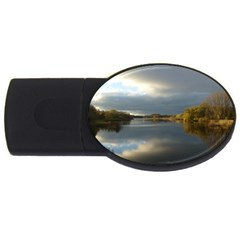 View   On The Lake Usb Flash Drive Oval (2 Gb)  by Costasonlineshop