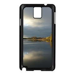 View   On The Lake Samsung Galaxy Note 3 N9005 Case (black) by Costasonlineshop